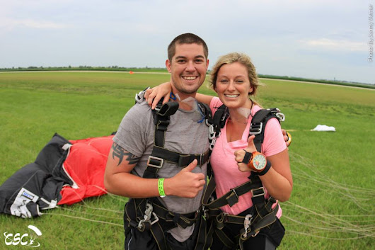 5 Reasons Not to Back Out of Your First Tandem Skydive