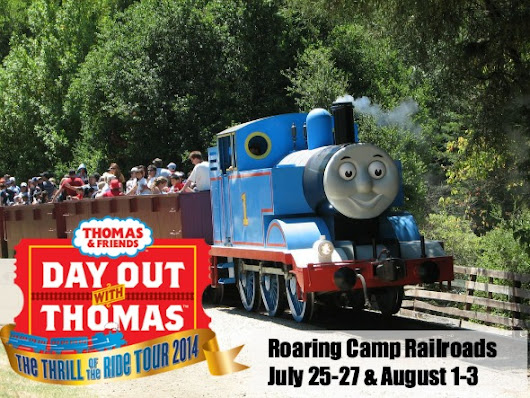 Ticket Alert: Book now for A Day Out with Thomas