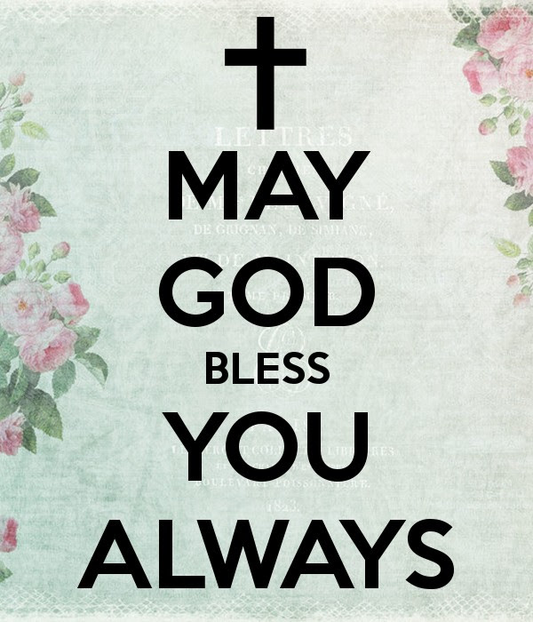 May God Bless You Quote Quote Number 646303 Picture Quotes