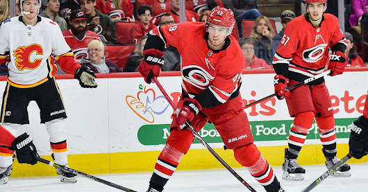 Hurricanes' Victor Rask out indefinitely after hand surgery