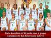Armadora do Divino/COC conquista pelo Brasil o Sul-Americano sub 15 de basquete