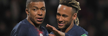 #SPORTS - PSG Duo Neymar And Mbappe Will Both Win Ballon D'Or