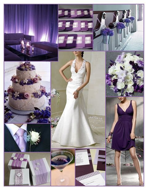 Purple Wedding: Theme