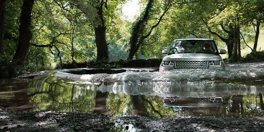 Off-Roading 101: The Land Rover Edition