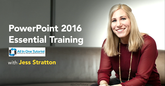 PowerPoint 2016 Essential Training (lynda) Free Download