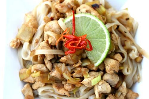 Pollo tailandese alla Donna Hay