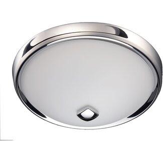 CLEVER 90 CFM BATHROOM CEILING EXHAUST FAN | BATH FANS