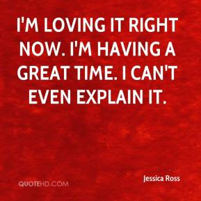 Jessica Ross Quotes Quotehd