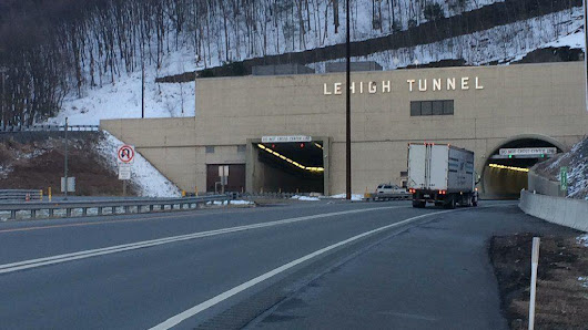 Lehigh Tunnel maintenance could create delays this week