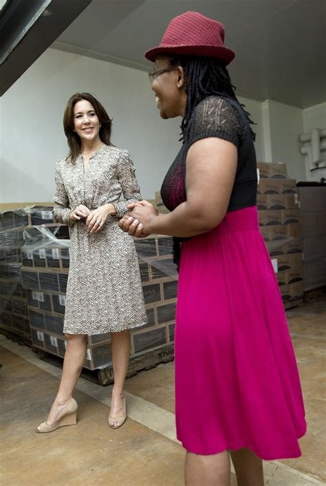 Princess Mary in South Africa 2 5 November 2014   Day 1