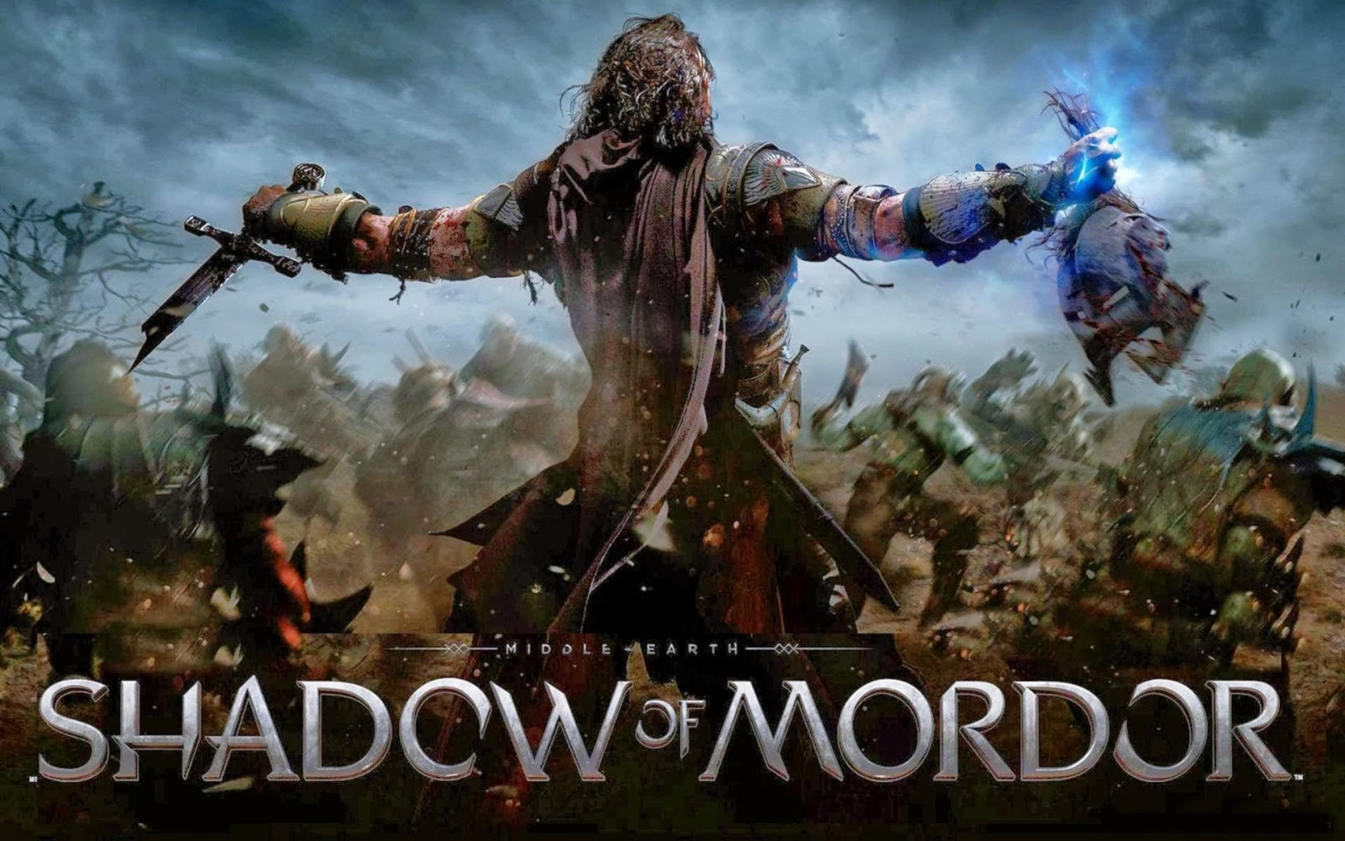 Iphone S C Middleearth Shadow Of Mordor Wallpapers Hd 1920x1200