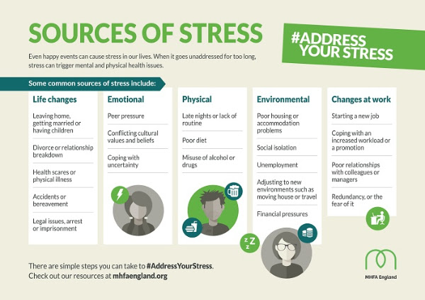 thumbnail of sources of stress infographic