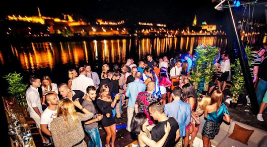 Top Belgrade clubs & party | Clubs in Serbia - Belgrade at night