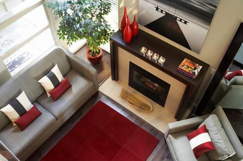 rentfluff.com contemporary living room