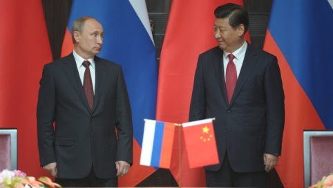 Putin, Nga, Trung Quốc, dầu khí, giàn khoan, Hải Dương 981, trật tự thế giới, liên minh, tranh chấp biên giới