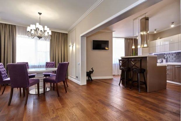 How Recycled Hardwood Floor Can Add to the Elegance of Your Home?