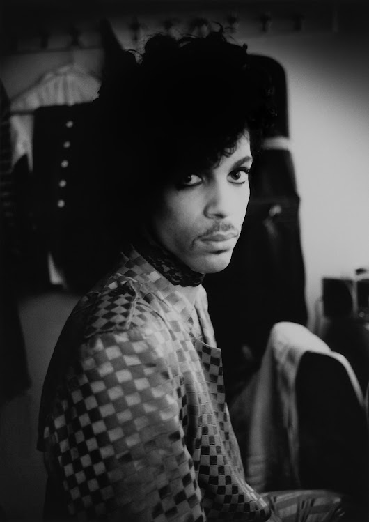 Eavesdropping on Prince - Noisey