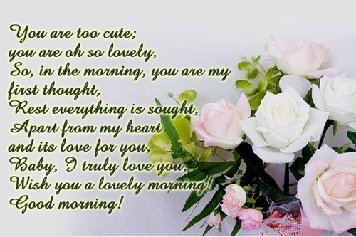 ROMANTIC GOOD MORNING QUOTES FOR HER IN HINDI image quotes