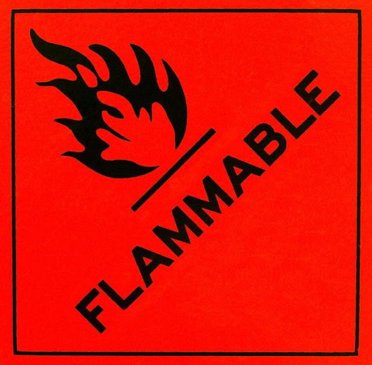 Store Flammable Substances Safely - Fire Control Systems