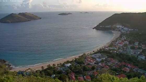 Flamand Beach /St Barts Island