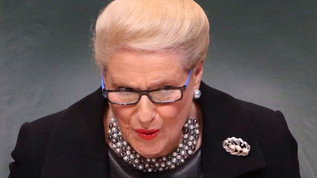 Speaker Bronwyn Bishop.