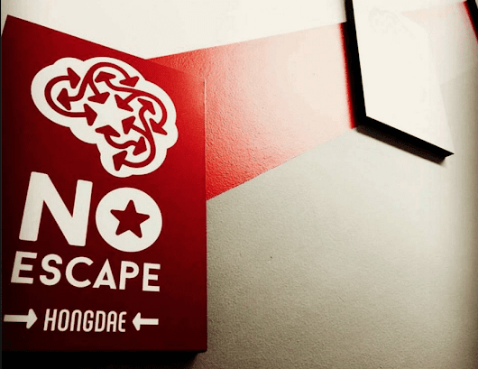 No Escape from Seoul's Most Thrilling Escape Room | 10 Magazine Korea