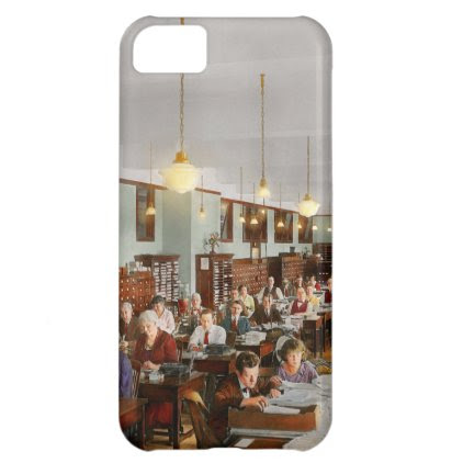 Accountant - Workaholic 1923 iPhone 5C Cover