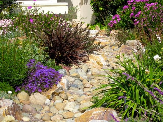 no grass front yard ideas | Bountiful Backyard