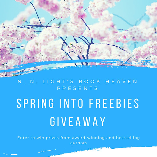 Spring Into A Fantastic Book Giveaway This April