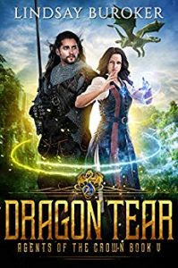 Dragon Tear by Lindsay Buroker