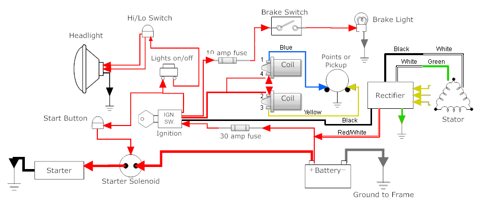 Honda Crf Wiring Diagram