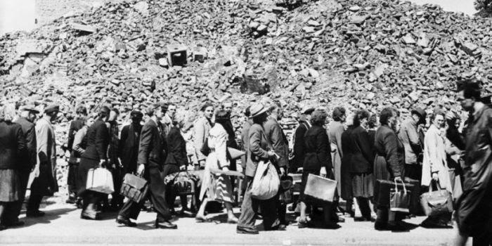 Quando l'Europa dimezzò i debiti di guerra alla Germania..