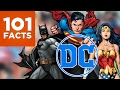 101 Facts About DC Comics - Video