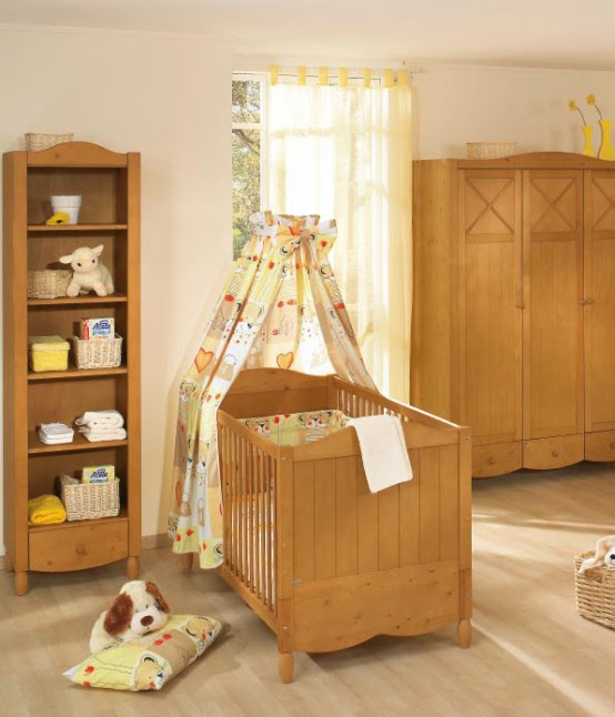 18 Nice Baby Nursery Furniture Sets and Design Ideas for ...