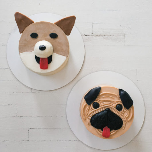 How to Make a Corgi Cake (and a Pug Cake, Too!)