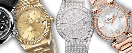 Sell Watches  | The Precious Metals Group INC.