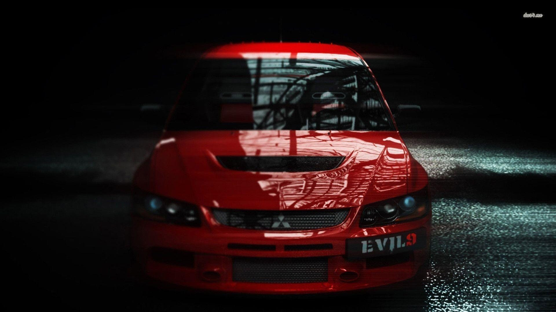 Mitsubishi Lancer Evolution Wallpapers  Wallpaper Cave