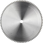 AGE Series SST355-84 Carbide Tipped Stainless Steel 14 Dia x 84T x TCG x 0 Deg x 1 Inch Bore Circular Saw Blade