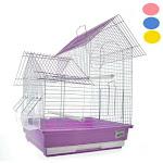 DDI 2332273 18 in. Bird Cage 4 Colors - Case of 10