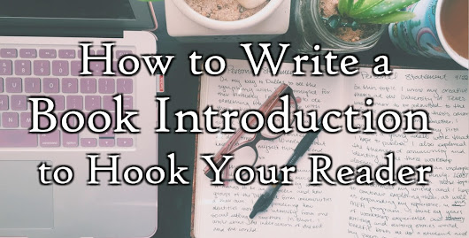 How to Write the Book Introduction to Hook Your Reader | Almond Press