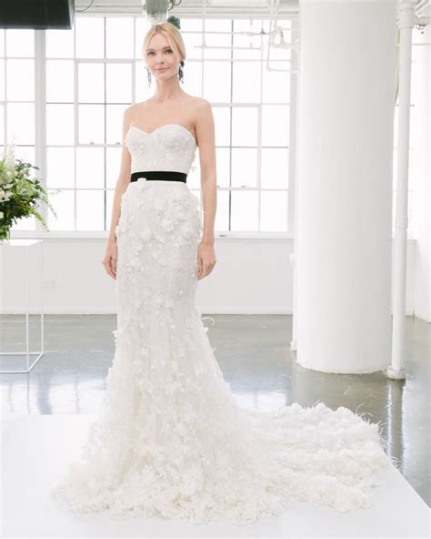 New Spring 2018 Wedding Dress Trends, Bridal Gowns   Glamour