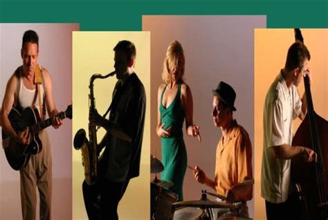 Los Angeles Jazz Band 9   Hire Live Bands, Music Booking