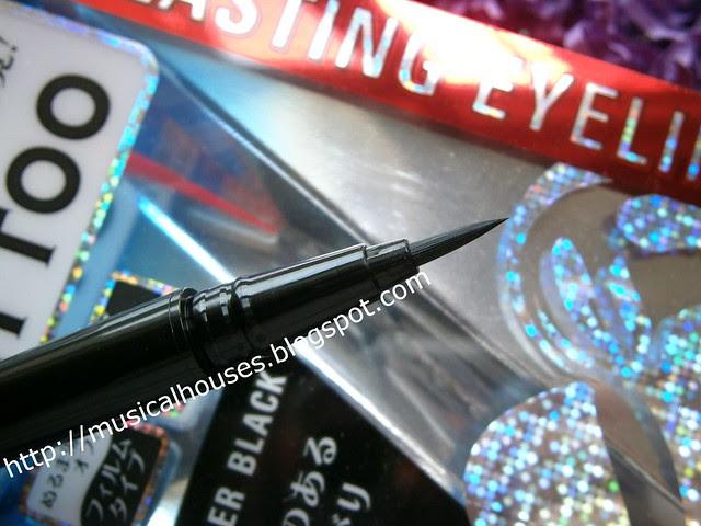 k palette real lasting eyeliner pen tip