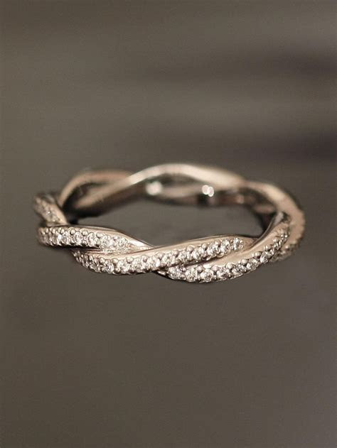 17 Best images about Diamond eternity bands on Pinterest