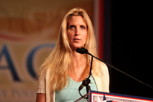 Ann Coulter cancels Berkeley speech after conservative sponsors back out