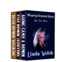 Whisperings Paranormal Mystery, books one, two and three