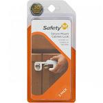 Safety 1st Secure Mount Cabinet Lock - 2 pack