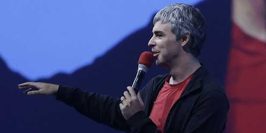 Google CEO Larry Page Wants A Totally Separate World Where Tech Companies Can Conduct Experiments On People