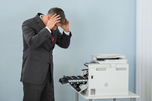 Printer and Copier Repair and Maintenance of Other Office Equipment