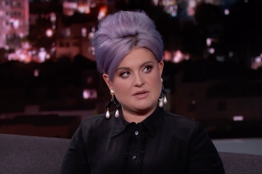 Kelly Osbourne wants LGBT community to give Trump a chance